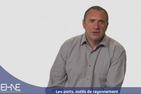 Les ports, outils de rayonnement