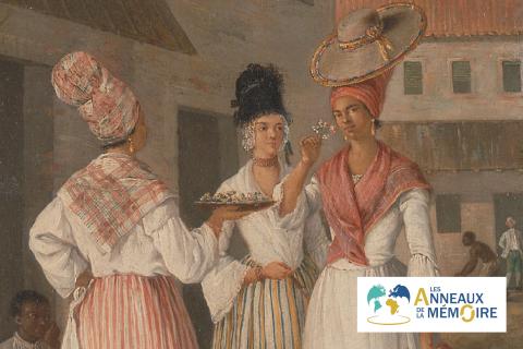 UNE HISTOIRE DES ESCLAVAGES – Les gens de couleur en France métropolitaine au 18ème siècle