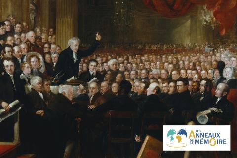UNE HISTOIRE DES ESCLAVAGES – Le mouvement abolitionniste en France