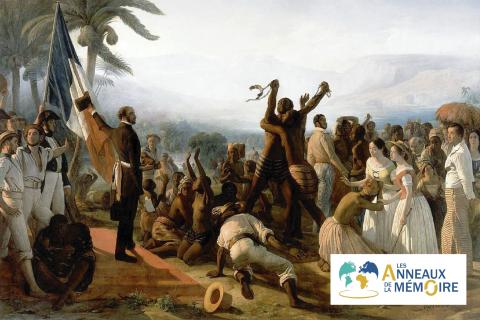 UNE HISTOIRE DES ESCLAVAGES – La seconde abolition de l'esclavage en France en 1848