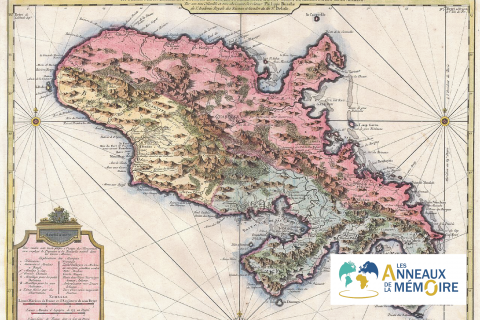 UNE HISTOIRE DES ESCLAVAGES – La Martinique, histoire d'une île des Antilles