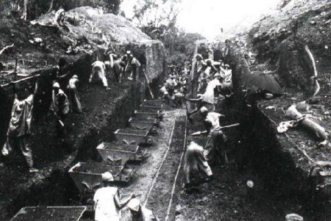 Le travail forcé dans les colonies françaises