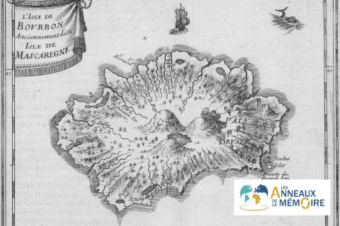 UNE HISTOIRE DES ESCLAVAGES – Ile Bourbon (Ile de la Réunion)