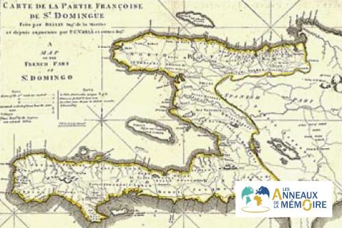 UNE HISTOIRE DES ESCLAVAGES – Saint-Domingue l'île de l'or blanc