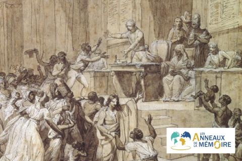 UNE HISTOIRE DES ESCLAVAGES – La première abolition de l'esclavage en France