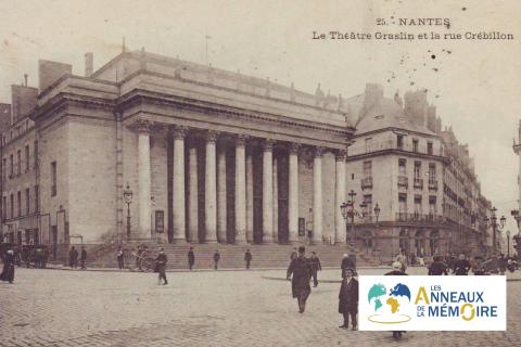 UNE HISTOIRE DES ESCLAVAGES – La traite négrière et Nantes – L'impact économique et social de la traite négrière à Nantes