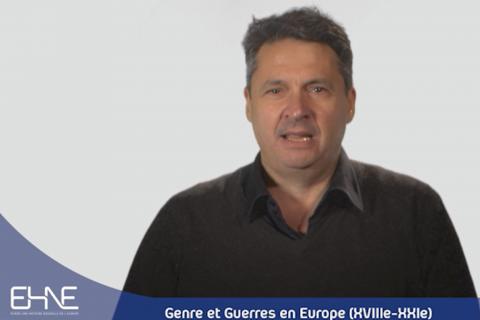 Genre et Guerres en Europe (XVIIIe-XXIe siècle)