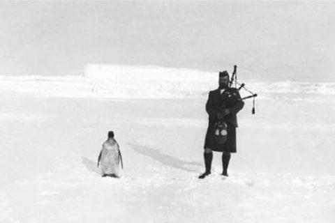 Les Européens et L'Antarctique