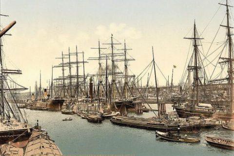 Les grandes découvertes et le développement des ports de l'Atlantique – Le cas du port de Séville