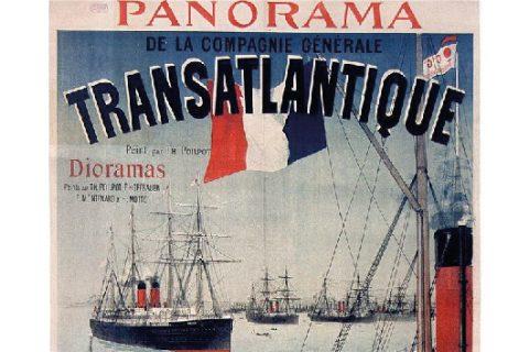 Les compagnies transatlantiques