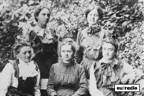 EUROPE IN A SOUNDBITE, Femmes de sciences XIXe-XXIe siècles