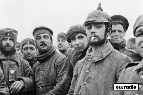 EUROPE IN A SOUNDBITE, Fraternisations aux armées pendant les deux guerres mondiales – en