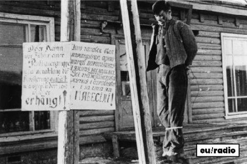 EUROPE IN A SOUNDBITE, Combattre la résistance en Europe occupée, 1939-1945 – en