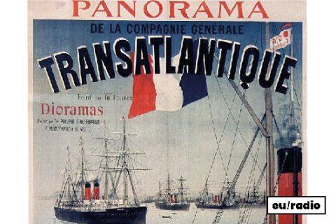 EUROPE IN A SOUNDBITE, Le rôle des compagnies maritimes transatlantiques dans les relations euro-américaines