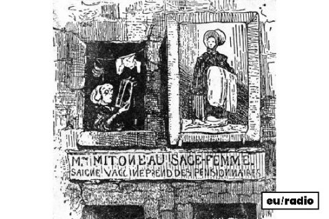 EUROPE IN A SOUNDBITE,  Les sages-femmes en Europe  mi-XVIIIe-XXIe siècles – en