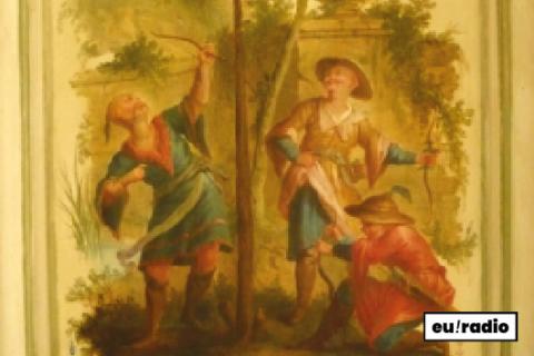 EUROPE IN A SOUNDBITE, La figure du chinois dans l'art européen au XVIIIe siècle