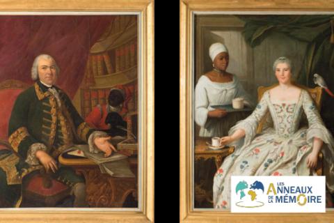 UNE HISTOIRE DES ESCLAVAGES – Les collections du Musée d'histoire de Nantes, Les portraits Deurbroucq