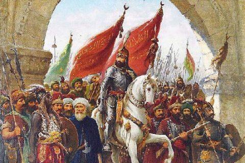 L'essor et le déclin de l'Empire ottoman XVI-XXe siècles