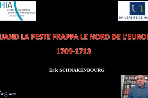 ÉPIDÉMIES n°2 – 1709-1713 : quand la peste frappa l'Europe du Nord