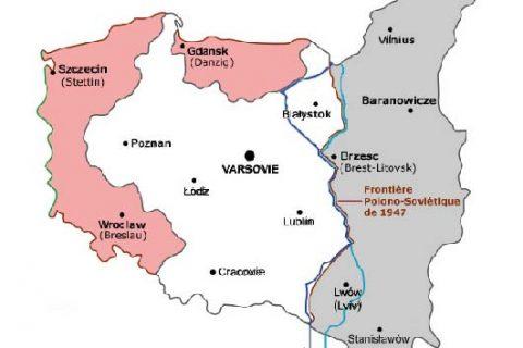 Reconnaître la frontière : La frontière germano-polonaise de 1939 à 1990