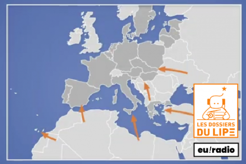LES DOSSIERS DU LIPE – Les migrations en Europe