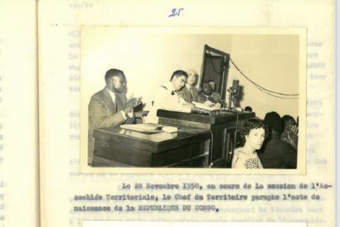 Colonisation et décolonisation au Congo-Brazzaville