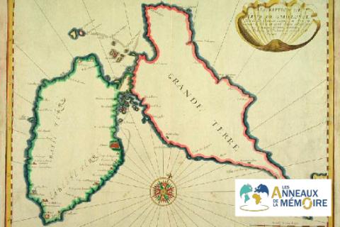 UNE HISTOIRE DES ESCLAVAGES – Les Maîtres de la Guadeloupe : Propriétaires d'esclaves