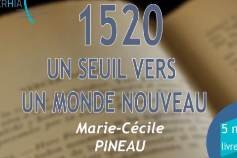 5 MN POUR UN LIVRE D'HISTOIRE n°7 : 1520, un seuil vers un monde nouveau