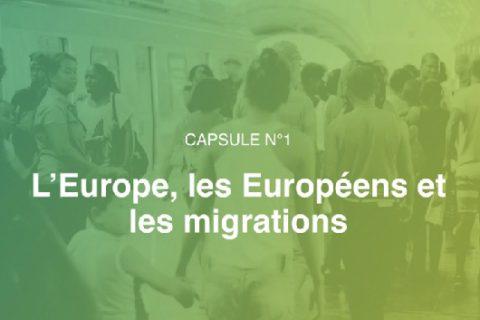 Les européens et les migrations