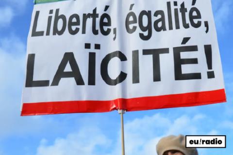 EUROPE IN A SOUNDBITE, Histoire de la laïcité en France
