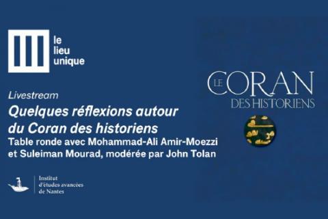 Quelques réflexions autour du Coran des historiens