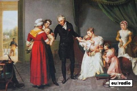 EUROPE IN A SOUNDBITE, Les enjeux de santé autour de la vaccination en Europe du XVIIIe à nos jours